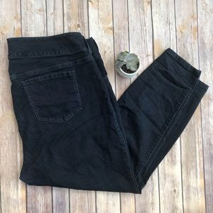Torrid Dark Wash Skinny Jeans Size 20 Short